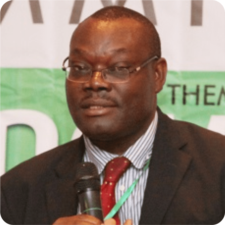 Prof. Wellington Oyibo